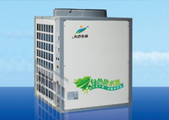 冷暖热泵制热原理