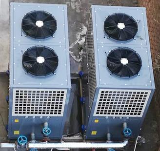 河北省衡水1000平米地暖加空调