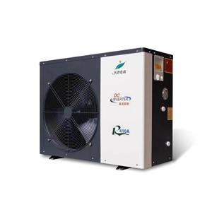 低环境温度空气源增焓直流变频热泵煤fun88体育注册机组(一体)
